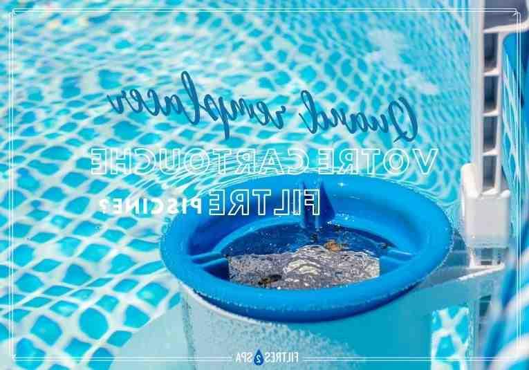 Comment nettoyer un filtre de piscine Intex ?