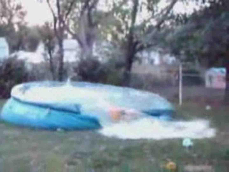 Pourquoi ma piscine tubulaire penché ?
