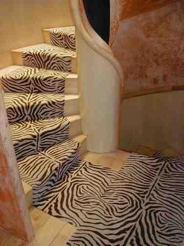 Quel revêtement dans un escalier ?